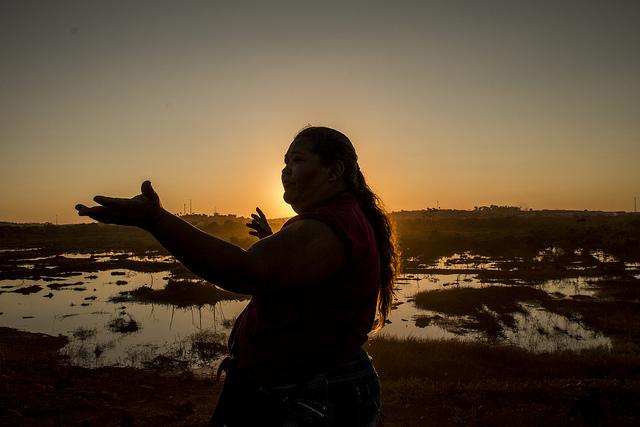 Arpilleras: Atingidas por Barragens Bordando a Resistência : Foto