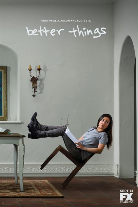 Better Things : Poster