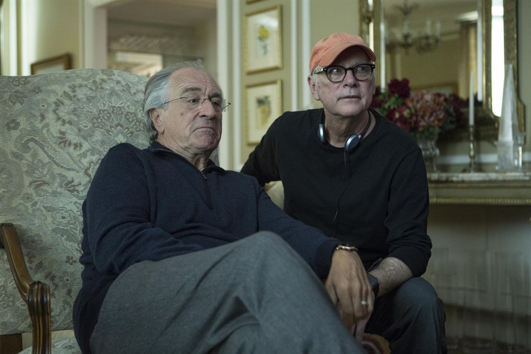 O Mago das Mentiras : Foto Barry Levinson, Robert De Niro