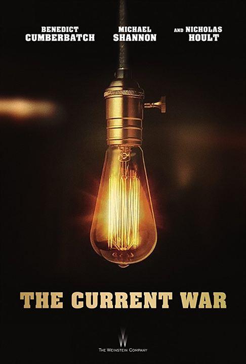 A Batalha das Correntes : Poster