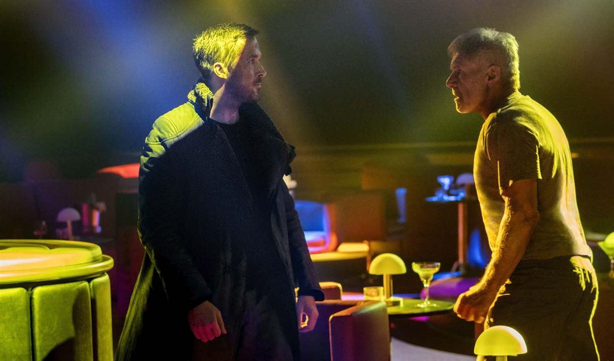 Blade Runner 2049 : Foto Harrison Ford, Ryan Gosling