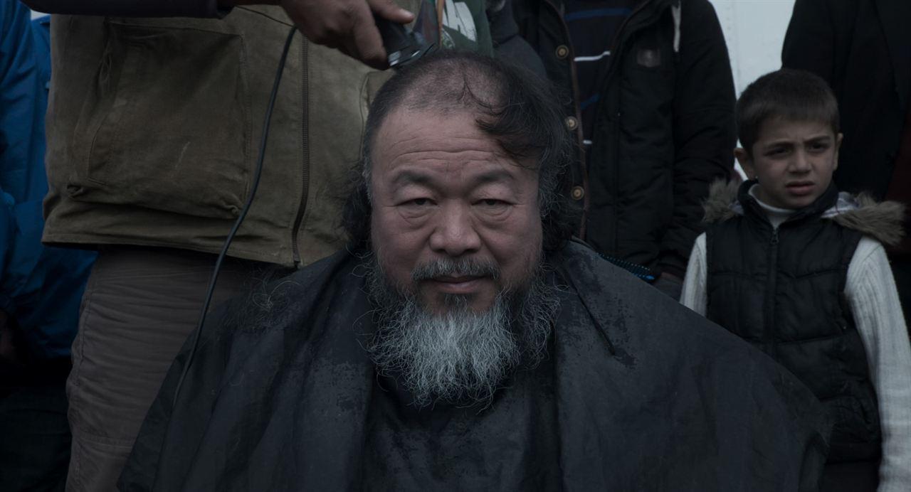 Human Flow: Não Existe Lar Se Não Há Para Onde Ir : Foto Ai Weiwei