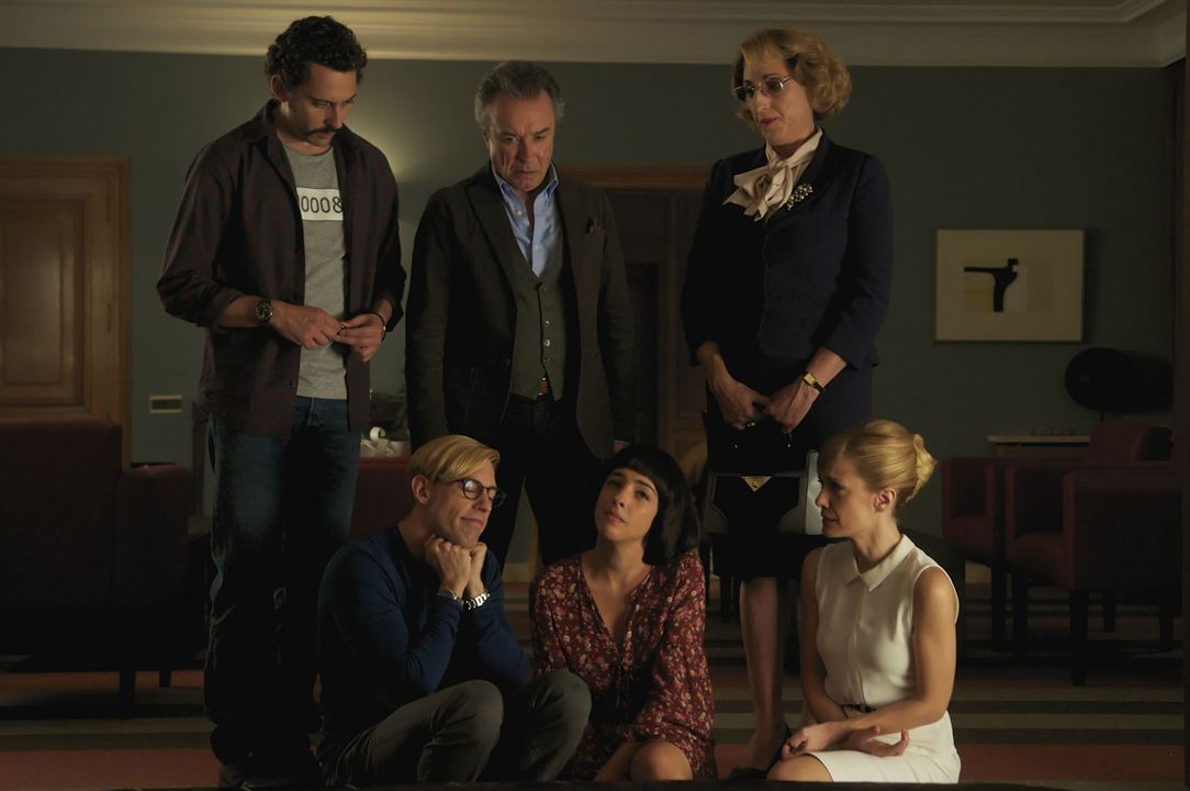 Toc Toc: Rossy de Palma, Paco León, Alexandra Jiménez, Inma Cuevas, Oscar Martinez