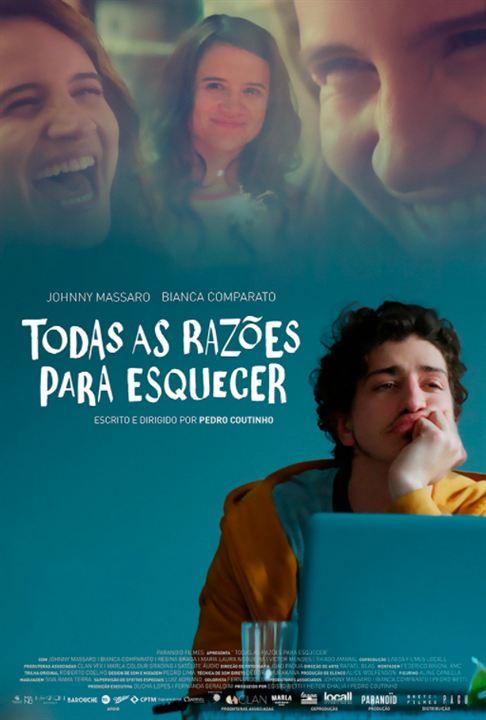 Todas as Razões para Esquecer : Poster