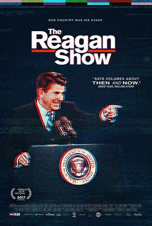 The Reagan Show : Poster