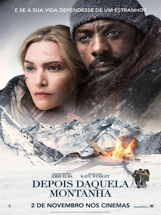 Depois Daquela Montanha : Poster