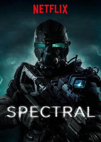 Spectral : Poster