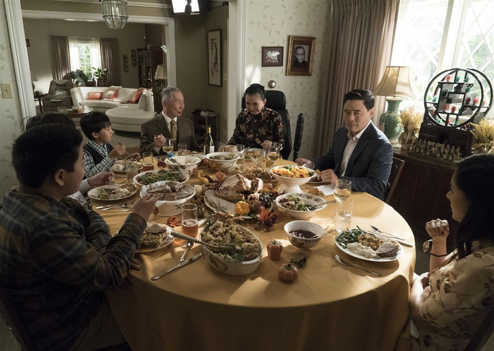 Foto Constance Wu, George Takei, Hudson Yang, Ian Chen, Lucille Soong