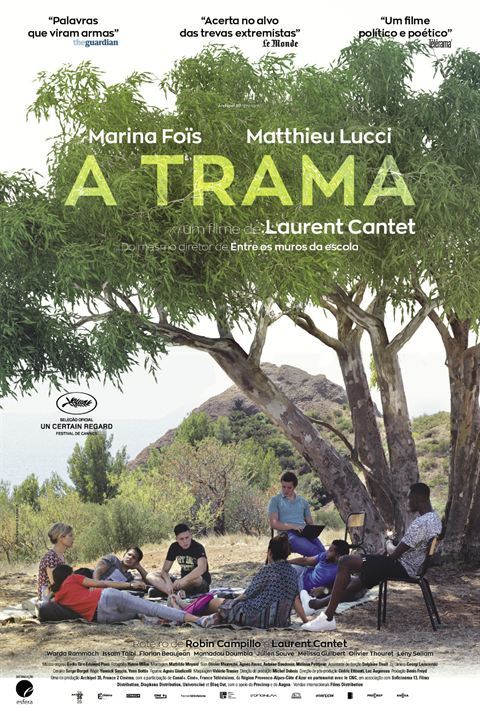 A Trama : Poster