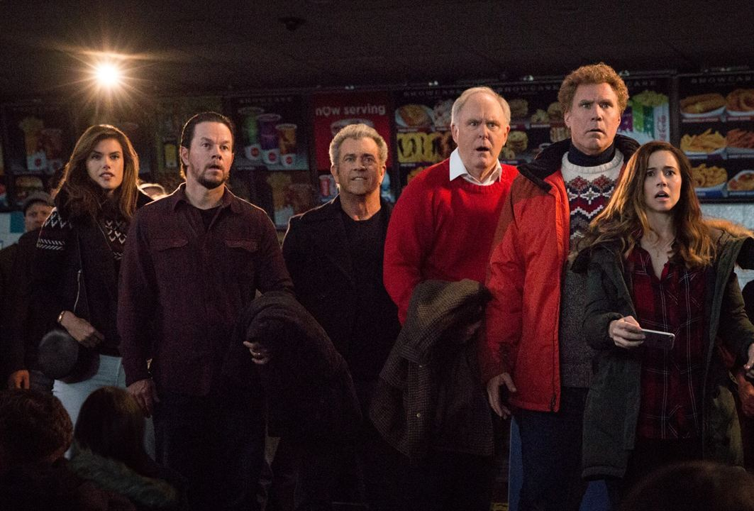 Pai em Dose Dupla 2 : Foto Alessandra Ambrósio, John Lithgow, Linda Cardellini, Mark Wahlberg, Mel Gibson