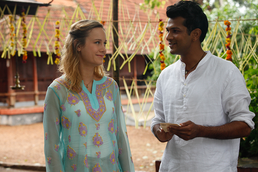 Basmati Blues : Foto Brie Larson, Utkarsh Ambudkar
