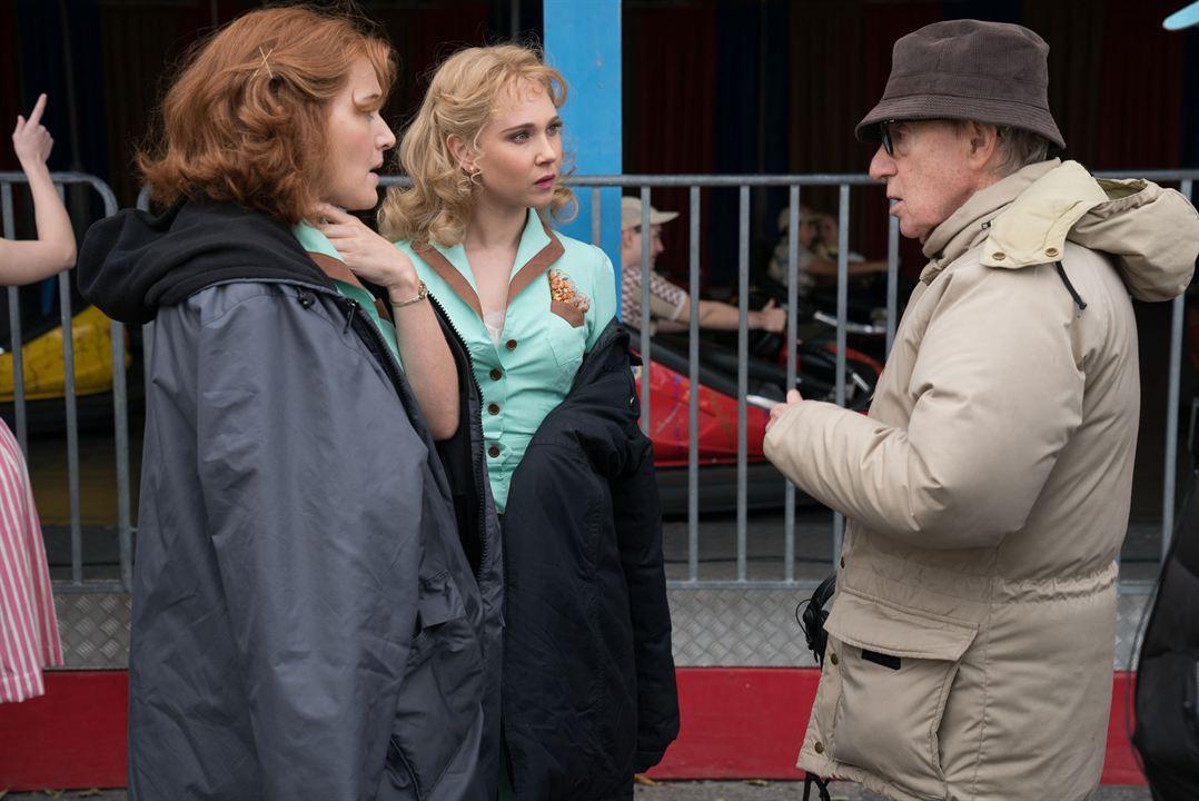 Foto Juno Temple, Kate Winslet, Woody Allen