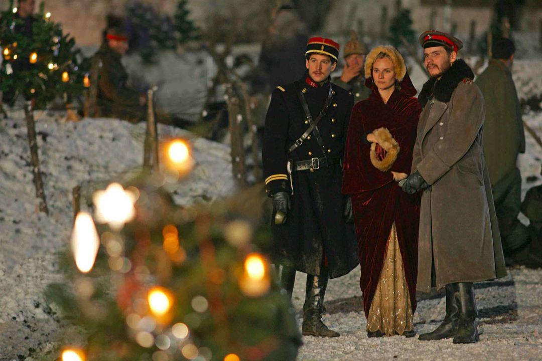 Feliz Natal : Foto Daniel Brühl, Diane Kruger, Guillaume Canet