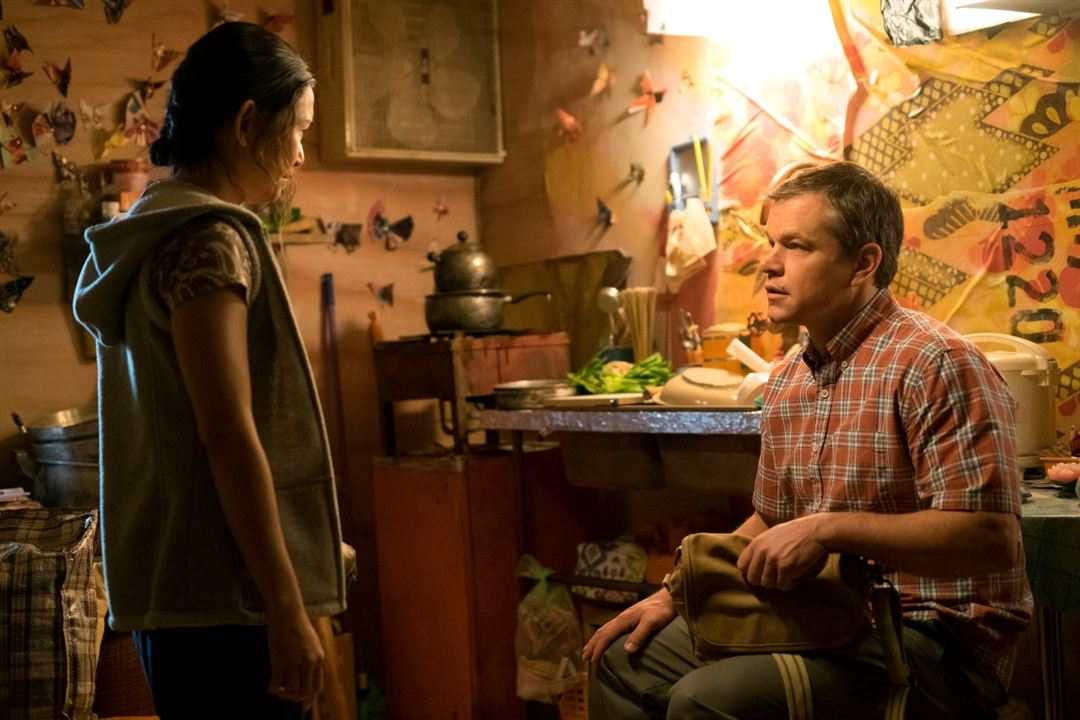 Pequena Grande Vida : Foto Hong Chau, Matt Damon
