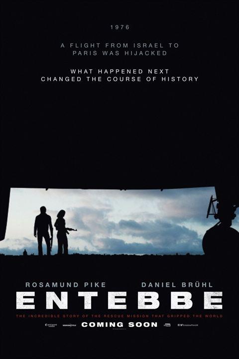 Operação Entebbe : Poster