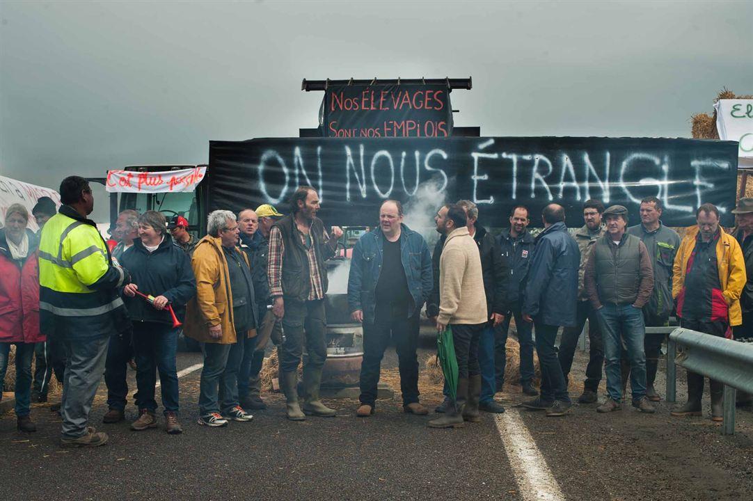 Normandia Nua : Foto François Cluzet, François-Xavier Demaison, Grégory Gadebois, Philippe Rebbot