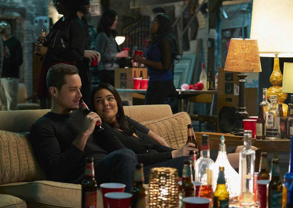 Foto Anabelle Acosta, Jesse Lee Soffer
