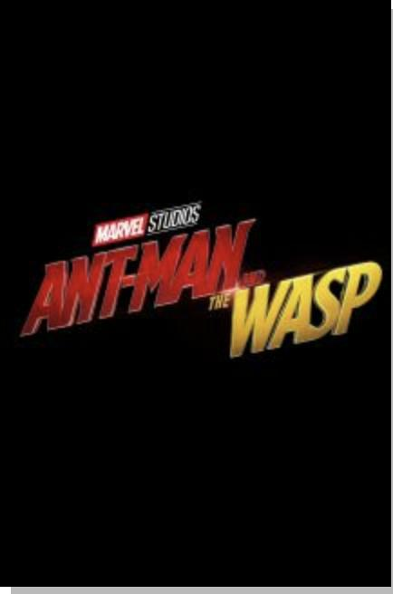 Homem-Formiga e a Vespa : Poster