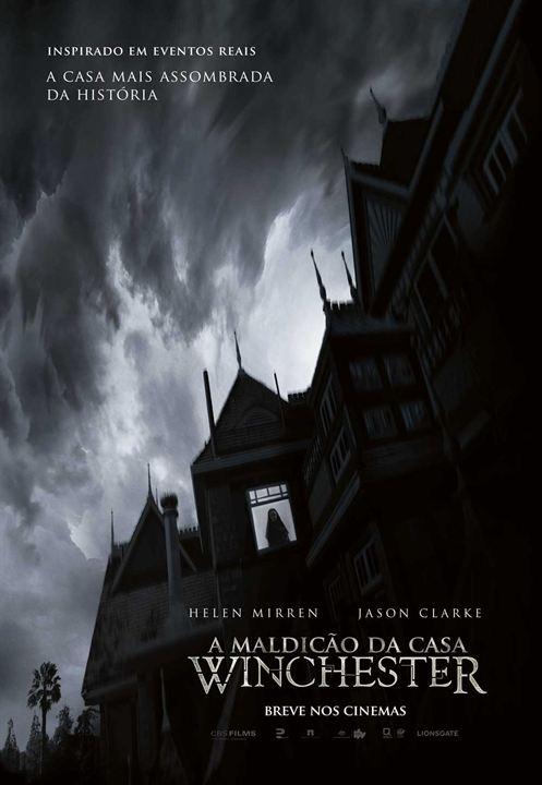 A Maldição da Casa Winchester : Poster
