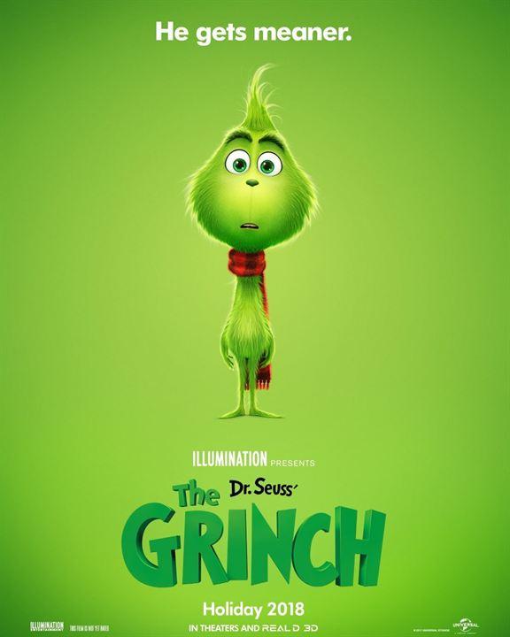 Como O Grinch Roubou O Natal : Poster