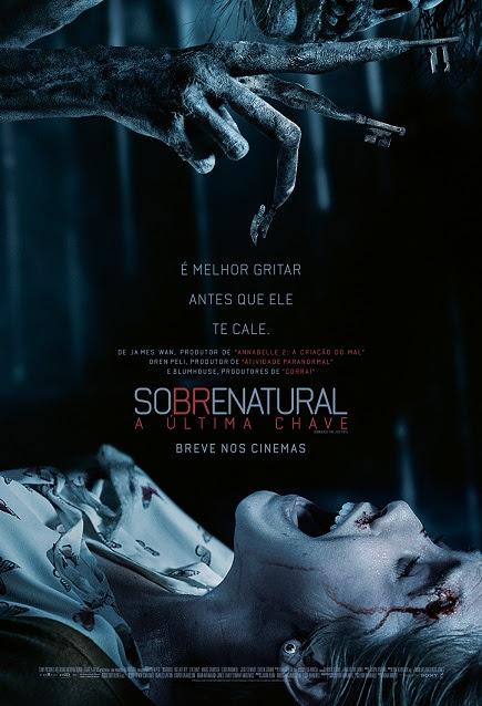 Baixar Sobrenatural – A Última Chave Dublado Torrent