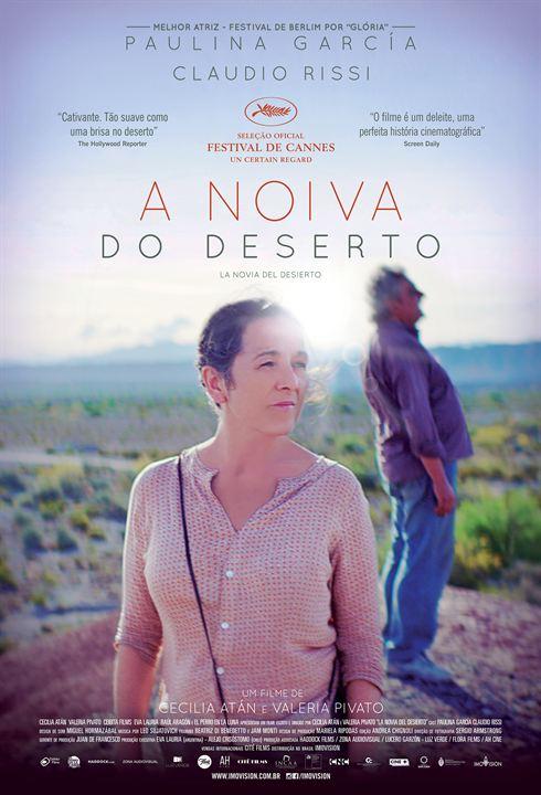 A Noiva do Deserto : Poster