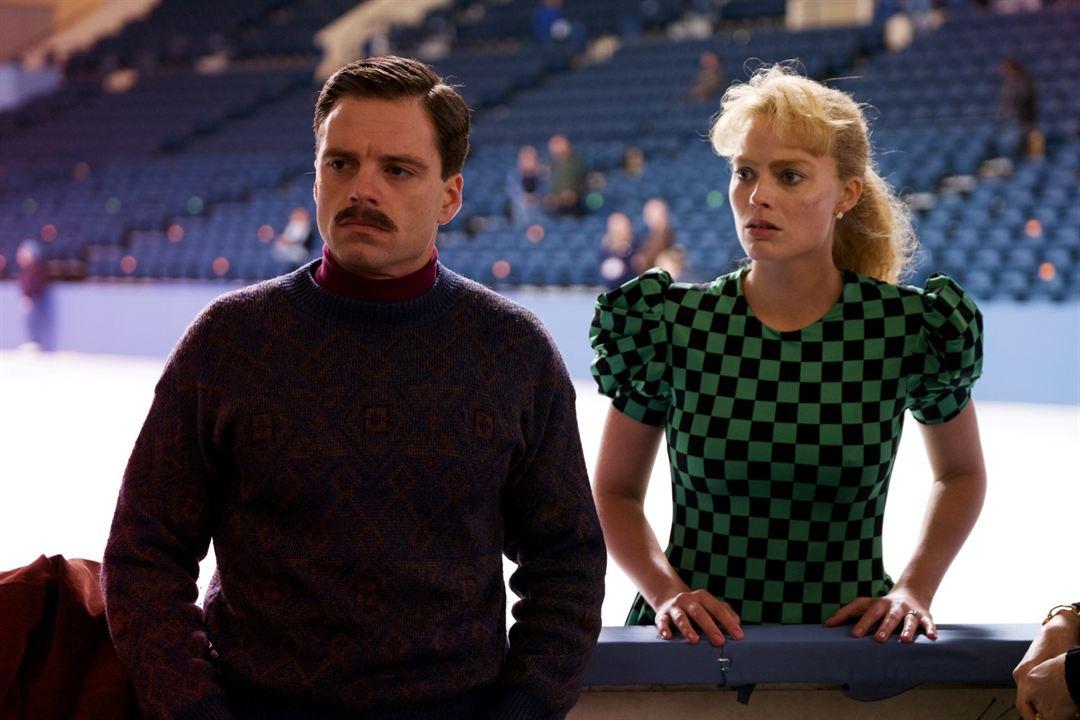 Eu, Tonya : Foto Margot Robbie, Sebastian Stan