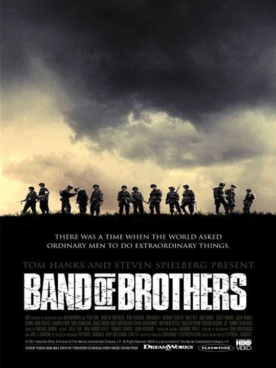 Band of Brothers : Poster