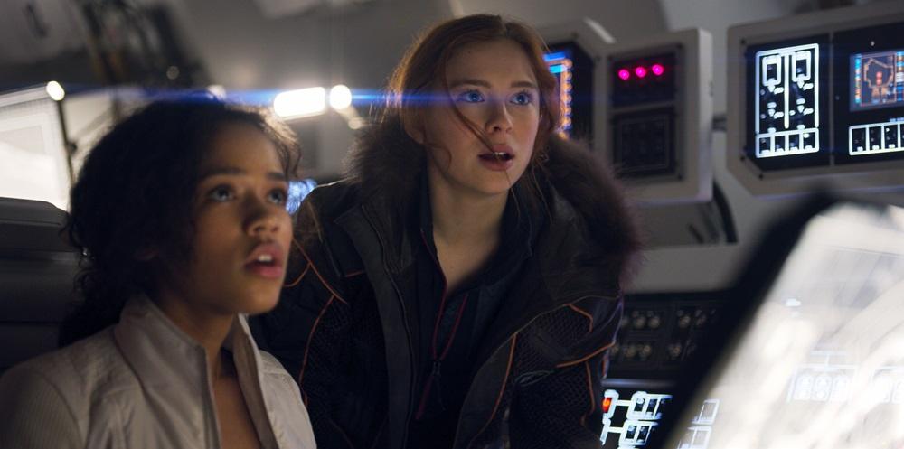 Perdidos no Espaço (2018) : Foto