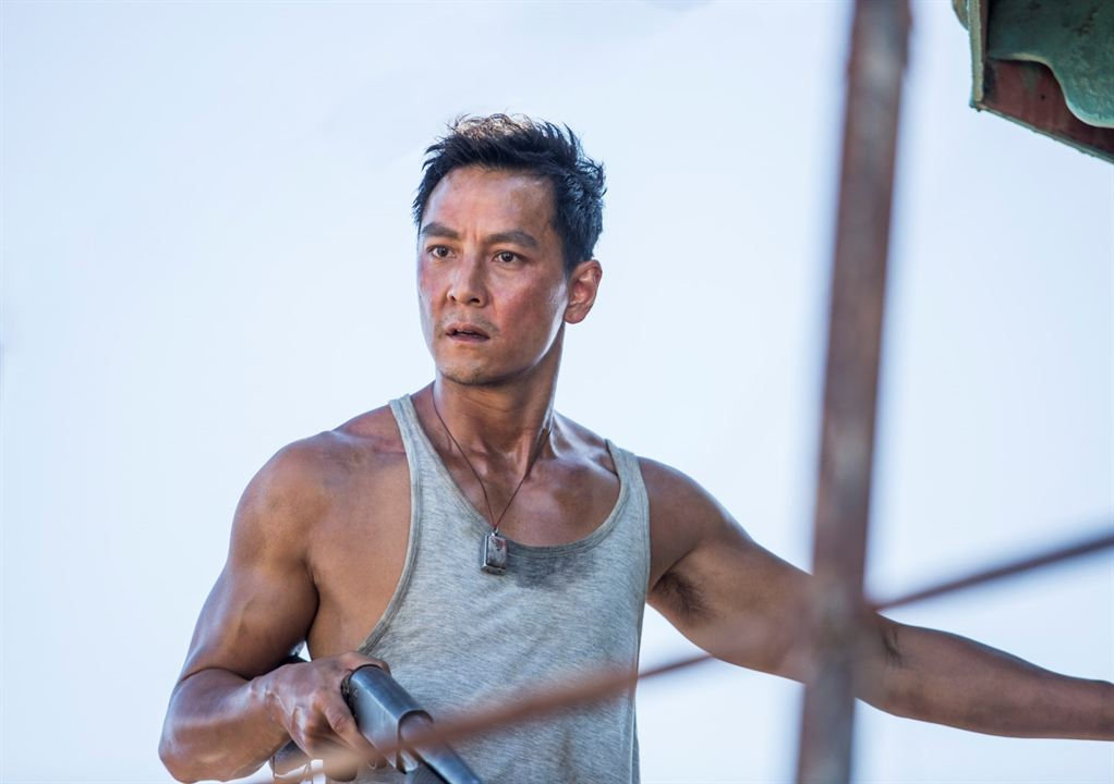 Tomb Raider - A Origem : Foto Daniel Wu