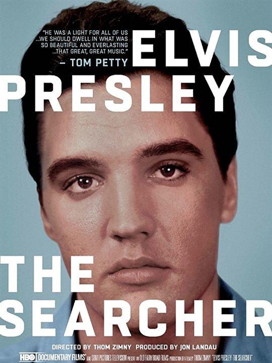 Elvis Presley: The Searcher : Poster