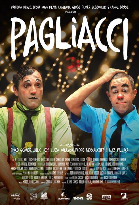 Pagliacci : Poster