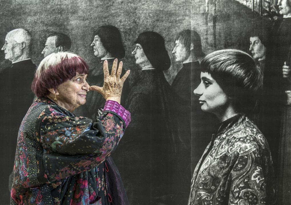 Visages, Villages : Foto Agnès Varda