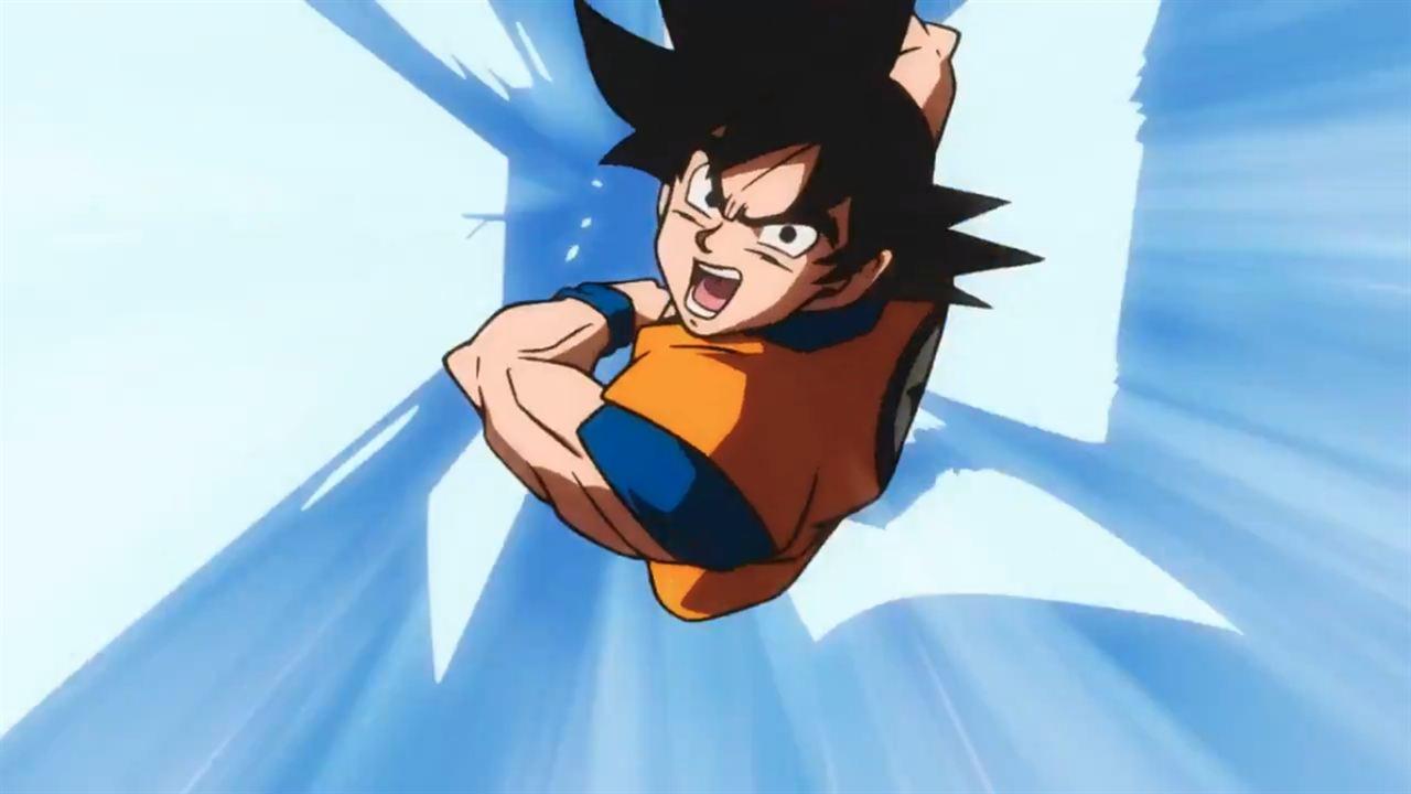 Dragon Ball Super Broly : Foto