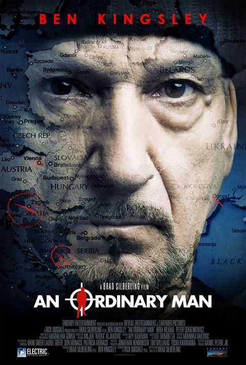 Um Homem Comum : Poster