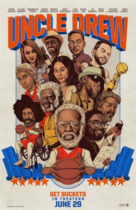 Tio Drew : Poster