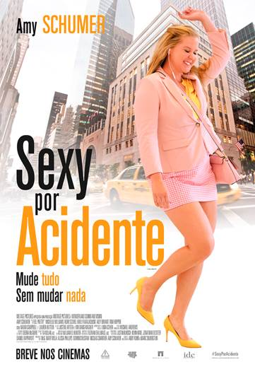 Sexy por Acidente : Poster