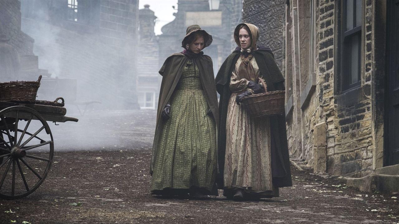 As Irmãs Brontë : Foto Charlie Murphy (II), Chloe Pirrie