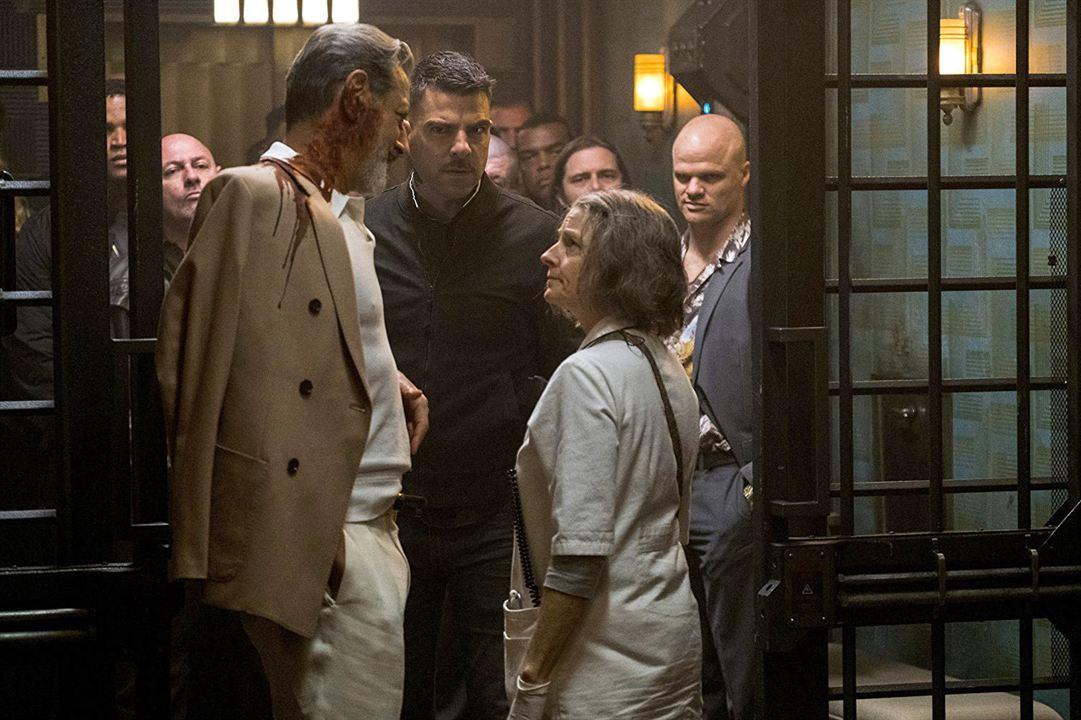 Hotel Artemis : Foto Jeff Goldblum, Jodie Foster, Zachary Quinto