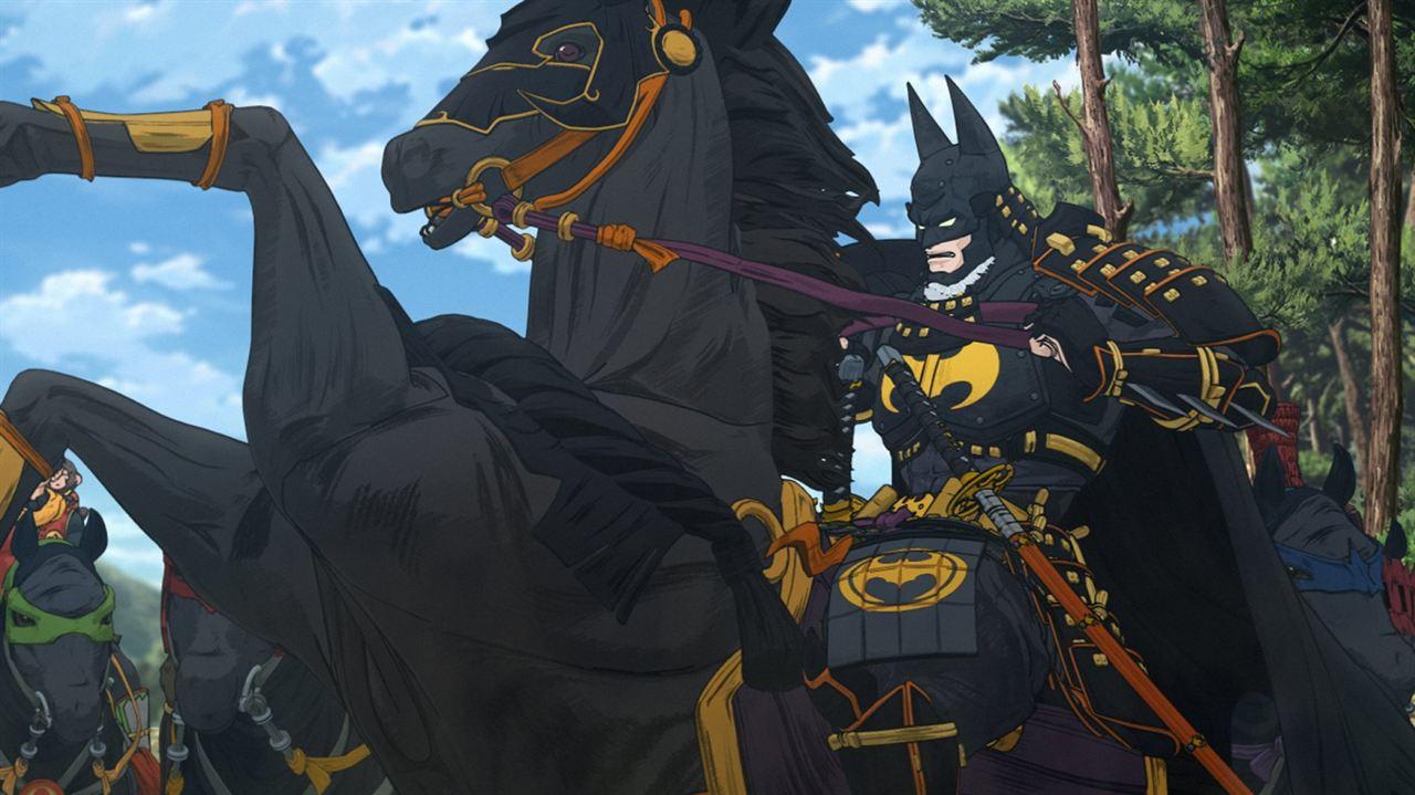 Batman Ninja : Foto