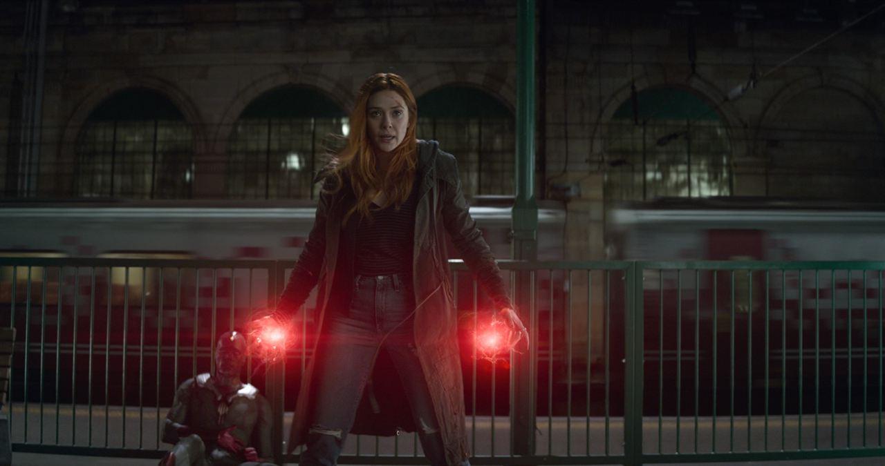 Vingadores: Guerra Infinita : Foto Elizabeth Olsen
