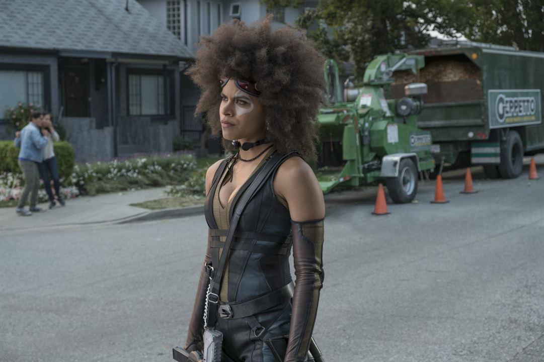 Deadpool 2 : Foto Zazie Beetz