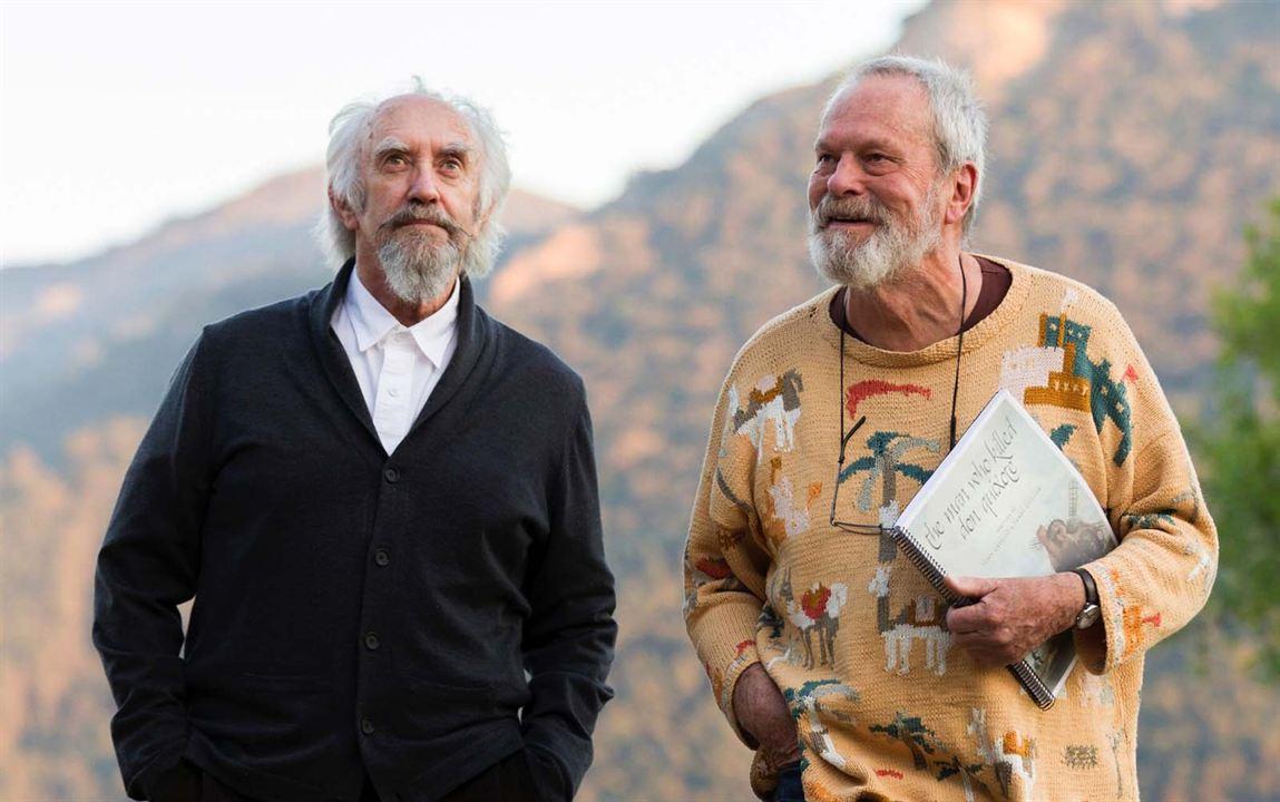 O Homem que Matou Dom Quixote : Foto Jonathan Pryce, Terry Gilliam