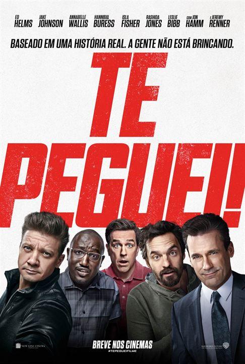 Te Peguei! : Poster