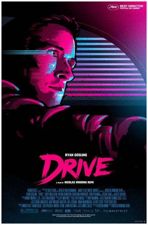 Drive poster poster 2 adorocinema drive poster stopboris Choice Image