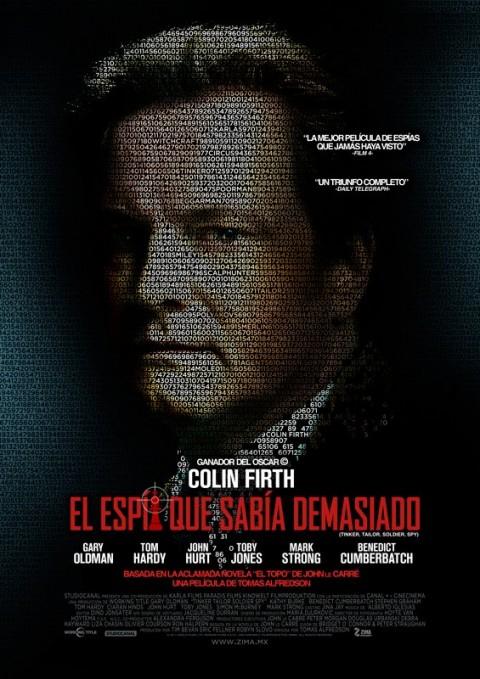 O Espião Que Sabia Demais : Poster