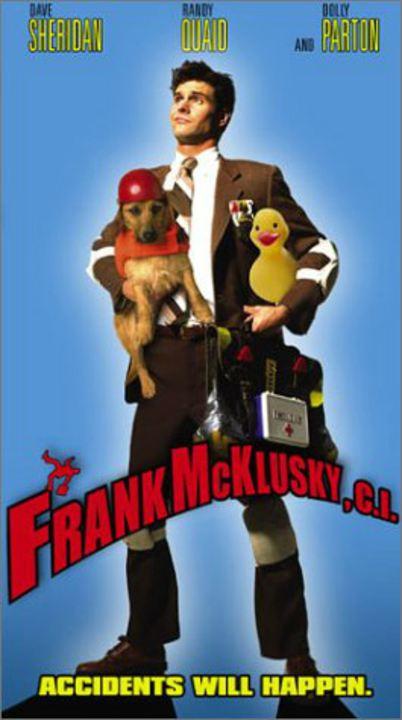 As Aventuras de Frank McKlusky : Poster