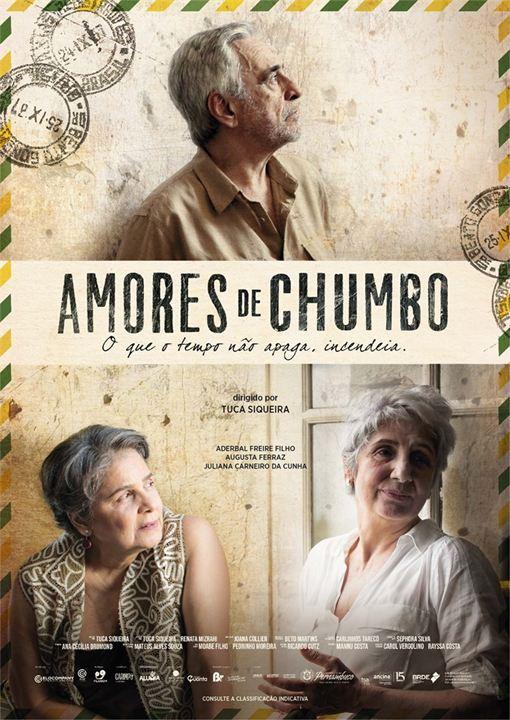 Amores de Chumbo : Poster