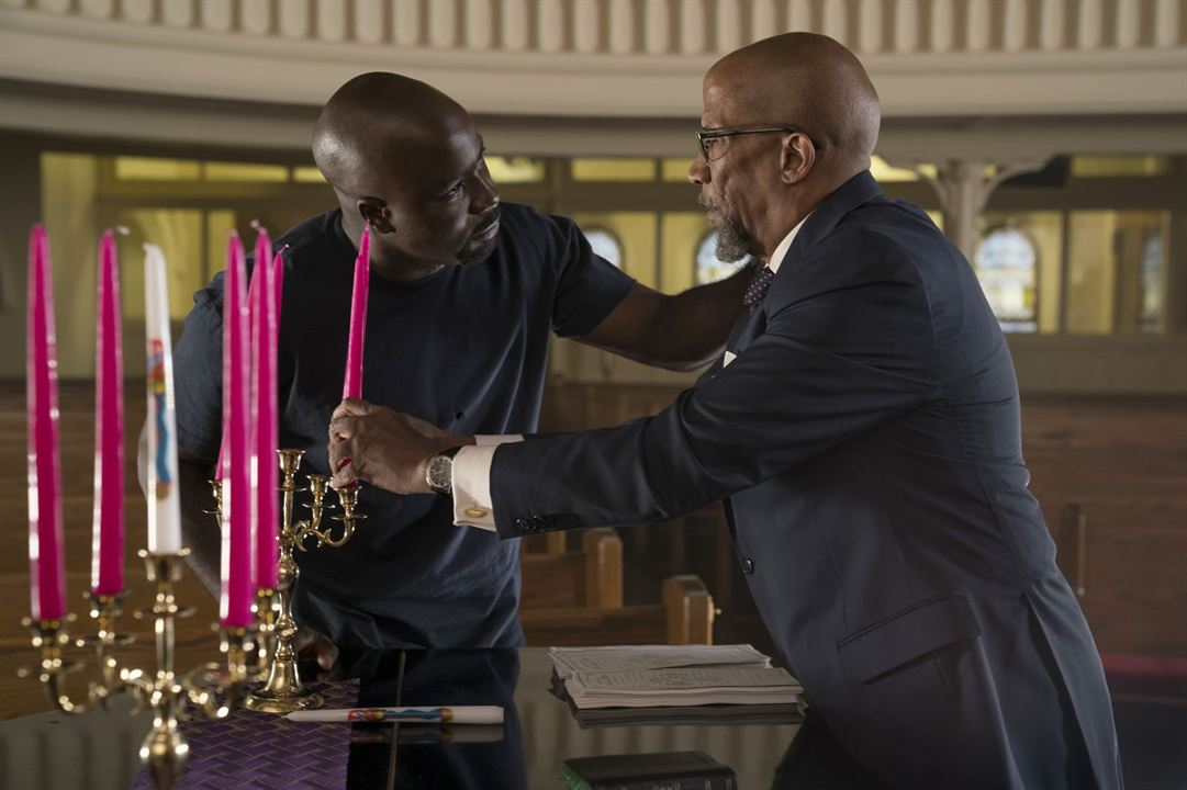 Foto Mike Colter, Reg E. Cathey