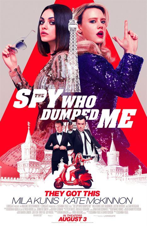Meu Ex É um Espião : Poster